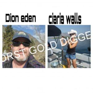 Dion Eden And Caria Walls Crackheads Couple Of Penticton For Years