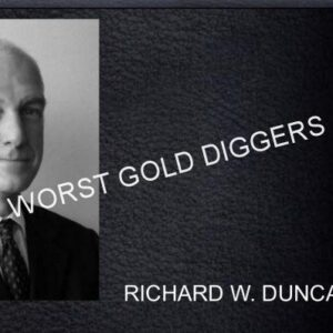 Duncan & Harrison- Richard Duncan A Fraud Bully And White Supremacist