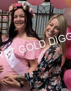Melissa Constantine And Rebecca Mclintock 2 HOOD RAT SLIMY LITTLE FOOKIN WEASELS IN A POD.